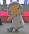 [マスコット]茨城県潮来市のキャラクター「あやめちゃん」