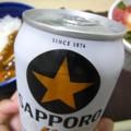 [酒]サッポロ生ビール黒ラベル
