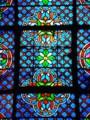 [フランス][風景写真]サン・ジェルマン・デ・プレ教会のステンドグラス