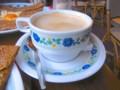 [フランス][食べ物]カフェ・オ・レ
