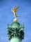 バスティーユ広場の7月革命の記念柱