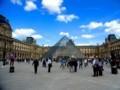 [フランス][風景写真]ルーブル美術館