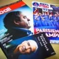 [フランス][フットボール]フランス・フットボール紙、PSG月刊誌、ドメネク元監督自伝