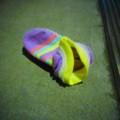[落とし物]子供用の靴下