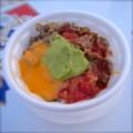 [フットボール][食べ物]日産スタジアムのABC丼