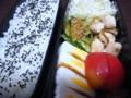 [食べ物][お弁当]2013年09月02日のお弁当
