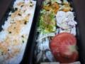[食べ物][お弁当]2013年09月06日のお弁当