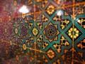 [風景写真]トルコ料理屋さんの壁