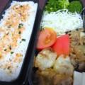 [食べ物][お弁当]2013年09月25日のお弁当