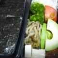 [食べ物][お弁当]2013年09月26日のお弁当