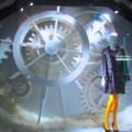 [風景写真]銀座三越のショーウィンドウ