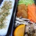 [食べ物][お弁当]2013年11月05日のお弁当