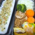 [食べ物][お弁当]2013年11月11日のお弁当