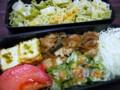 [食べ物][お弁当]2013年11月26日のお弁当