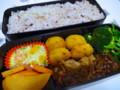 [食べ物][お弁当]2013年12月10日のお弁当