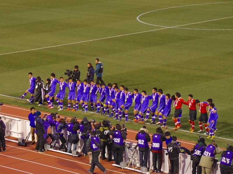 第92回高校サッカー選手権決勝