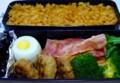[食べ物][お弁当]2014年02月03日のお弁当