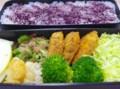 [食べ物][お弁当]2014年02月13日のお弁当
