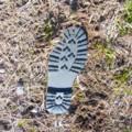 [落とし物]靴のソール(右足用)