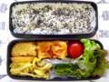 [食べ物][お弁当]2014年02月24日のお弁当