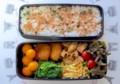 [食べ物][お弁当]2014年02月28日のお弁当