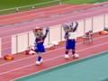 [フットボール][マスコット]ヴァンくんとフォーレちゃん