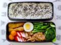 [食べ物][お弁当]2014年03月06日のお弁当
