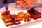 ビュッフェ形式のデザートの数々