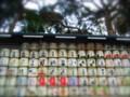[風景写真]明治神宮の日本酒の樽