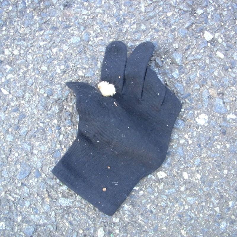 両手用の手袋