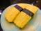 回転寿司(にぎり玉子)