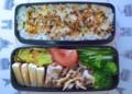 [食べ物][お弁当]2014年04月09日のお弁当