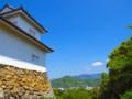 [風景写真]彦根城と佐和山