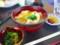 芋処CHAIMONの、とろみあん仕立て汲み上げ湯葉丼