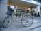 自転車と新宿高島屋