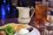 クリスティーの紅茶とマフィンのセット