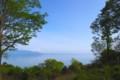 [風景写真]沖島から眺める琵琶湖