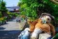 [風景写真]沖島の街角