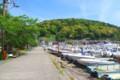 [風景写真]沖島漁港