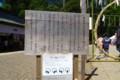 [風景写真]鹿島神宮の茅の輪くぐり