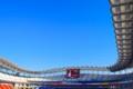 [風景写真]カシマスタジアムと空