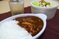[食べ物][自炊]おうちハヤシライス