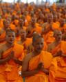 [ハイク]タイの僧侶