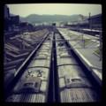 [風景写真]京都駅