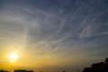 [風景写真]夕陽
