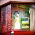 [風景写真]こっちを見ている人形