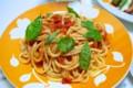 [食べ物][自炊]スパゲッティ・アル・ポモドーロ