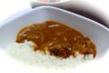 [食べ物][自炊]牛肉入りハヤシライス