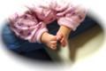 [家族]うちの長女の足
