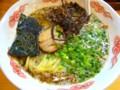 [食べ物]九州ラーメン大盛り